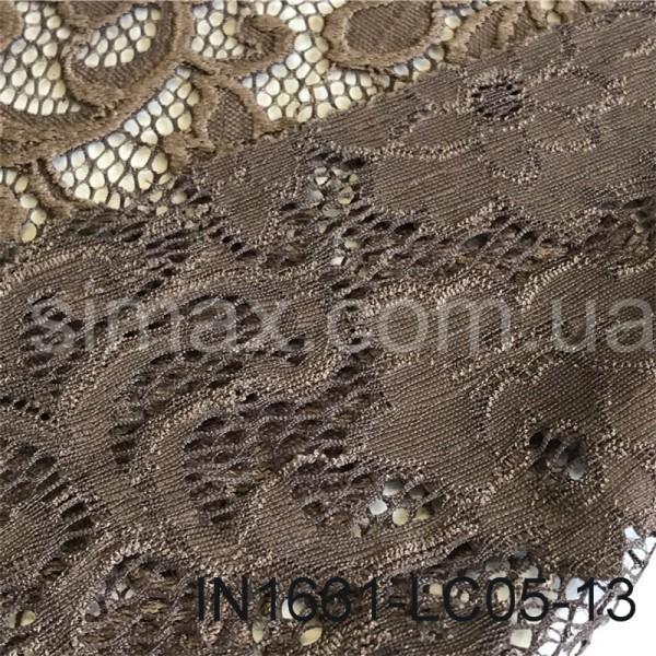 Купить Гипюровая стрейчевая ткань, Код: IN1661-LC05-13