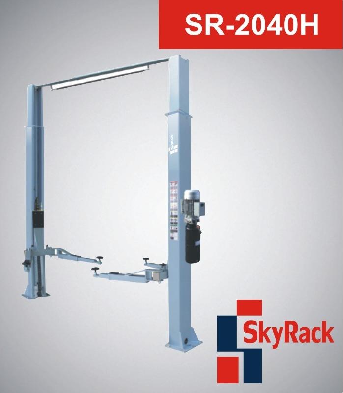 Купить Двухстоечный электрогидравлический подъемник SkyRack SR-2040H Basic 220В/380В