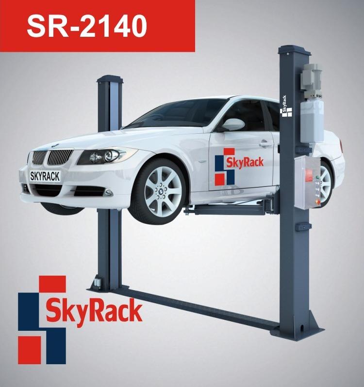 Купить Двухстоечный электрогидравлический подъемник SkyRack SR-2140 Professional