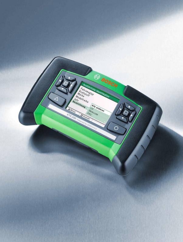 Купить Системный тестер для диагностики блоков управления KTS-200