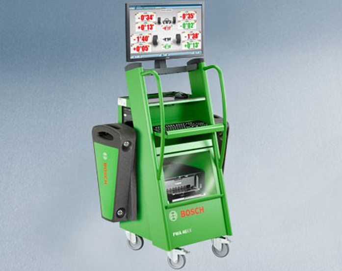 Купить 3D стенд развал-схождения Bosch FWA 4630 + Standard