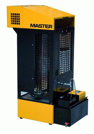 Купить Печь на отработанном масле Master WA33B