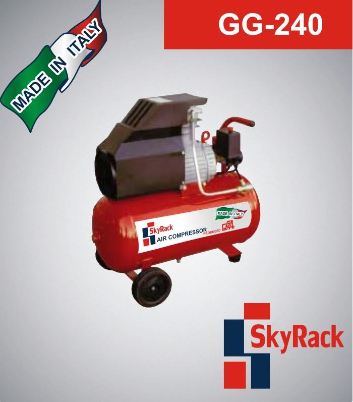 Купить Компрессор поршневой SkyRack GG-240