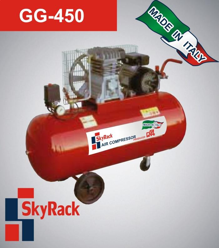 Купить Компрессор поршневой SkyRack GG-450