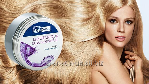 Маска Magic Glance La Botanique Luxurious Hair Меджик для волос