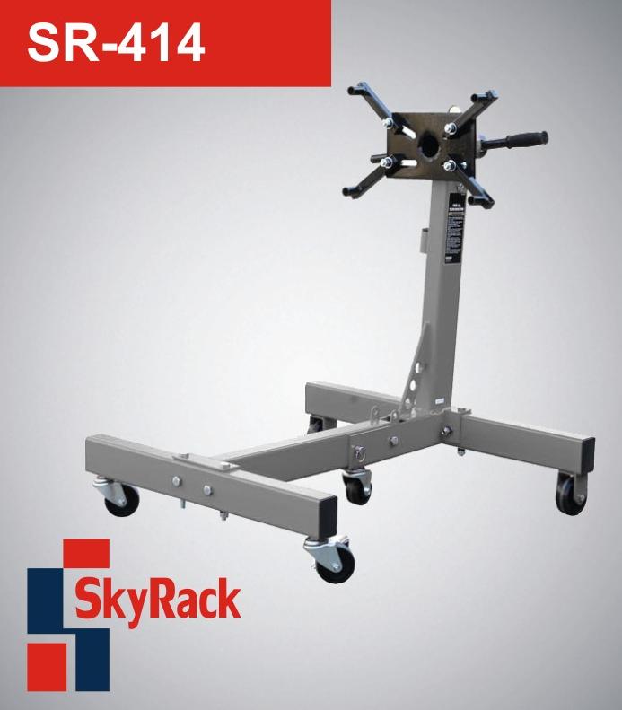 Купить Складной стенд для ремонта двигателей SkyRack SR-414