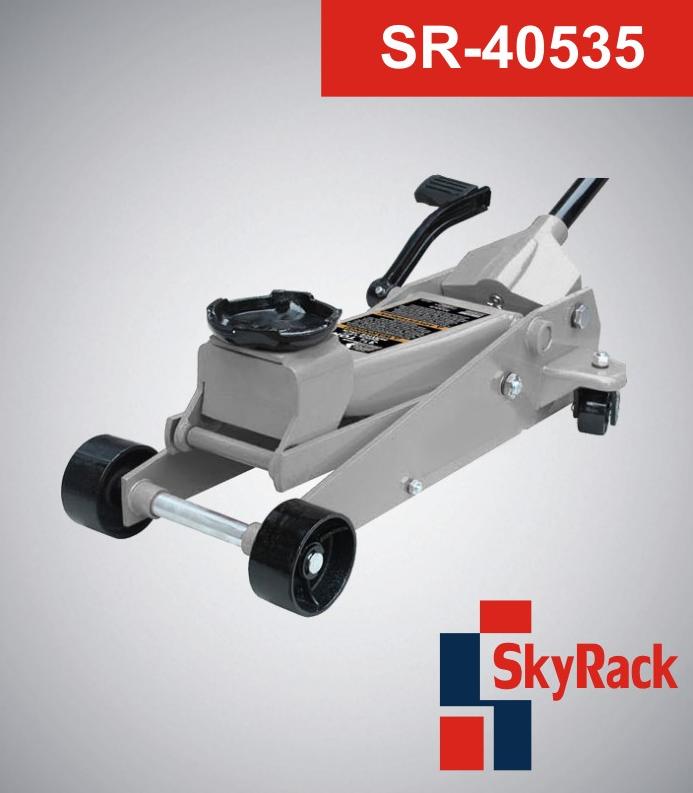 Купить Домкрат гидравлический подкатной SkyRack SR-40535