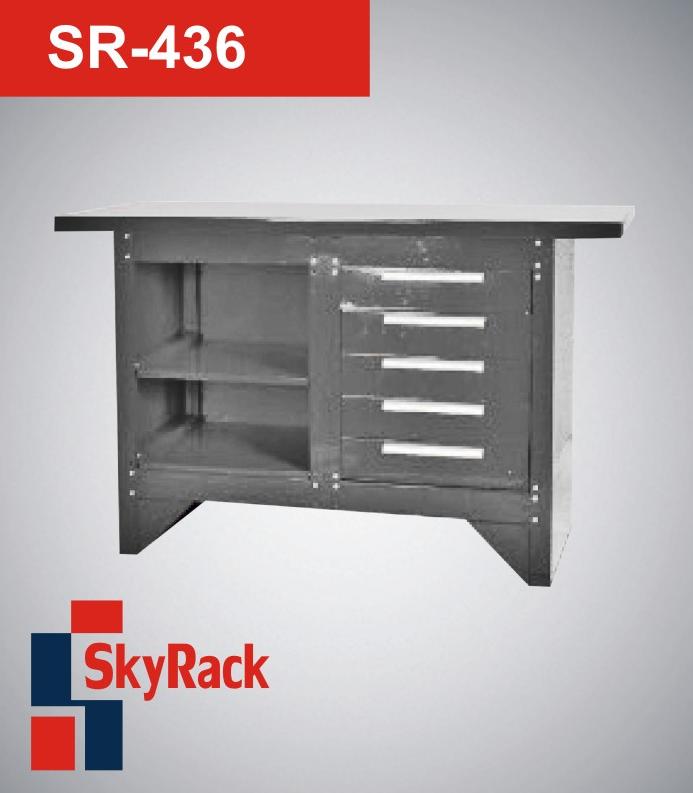 Купить Верстак слесарный SkyRack