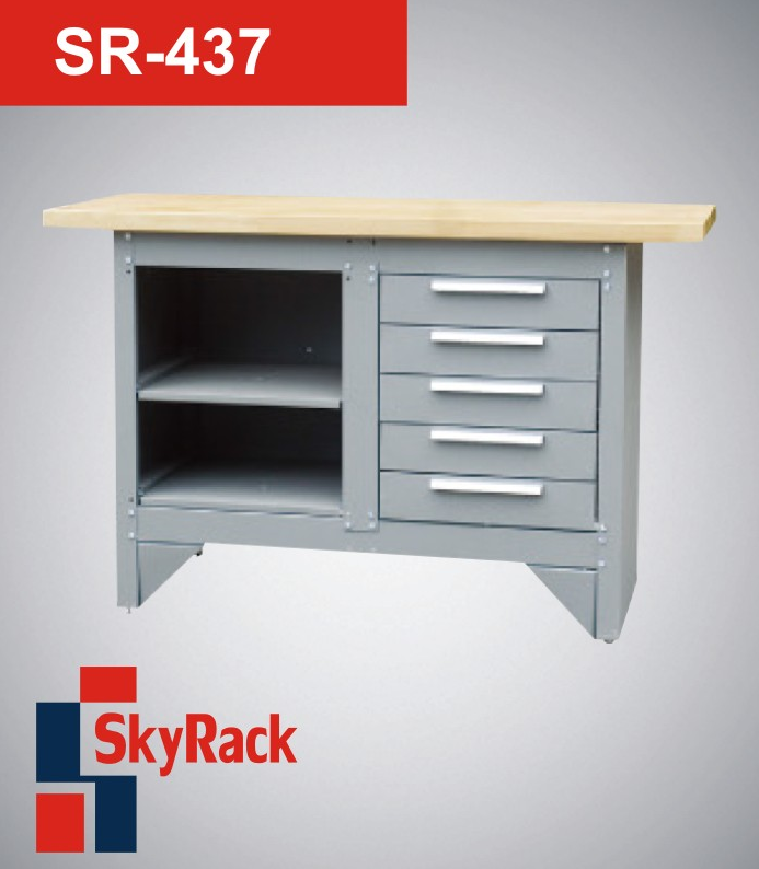 Купить Верстак слесарный SkyRack SR-437