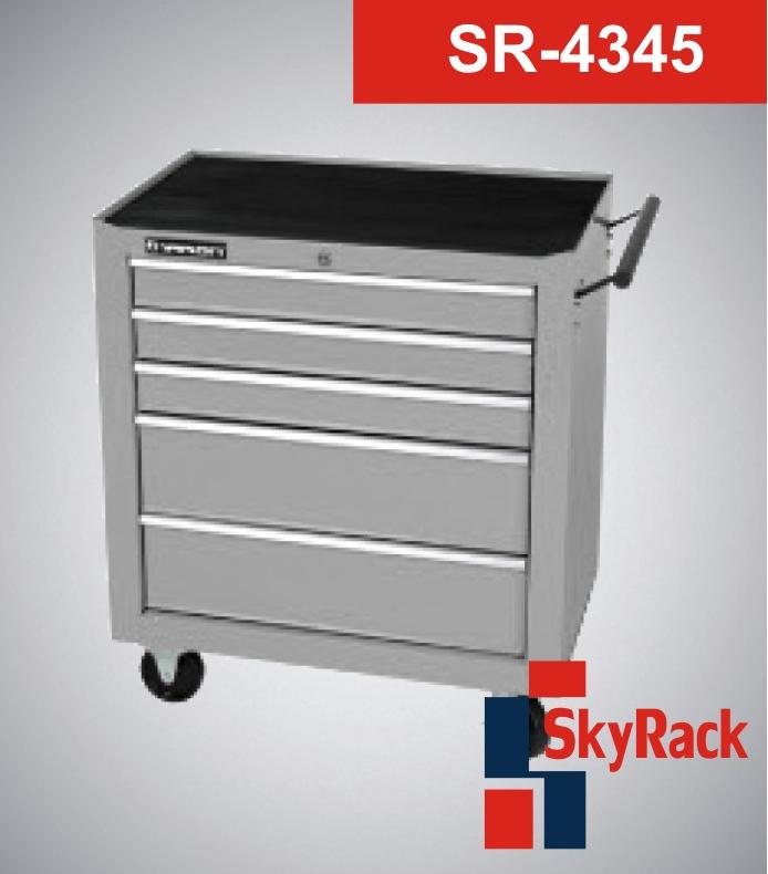 Купить Тележка инструментальная SkyRack SR-4345