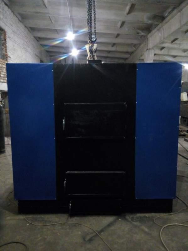 Твердотопливный котел Контур ПРО 350 кВт