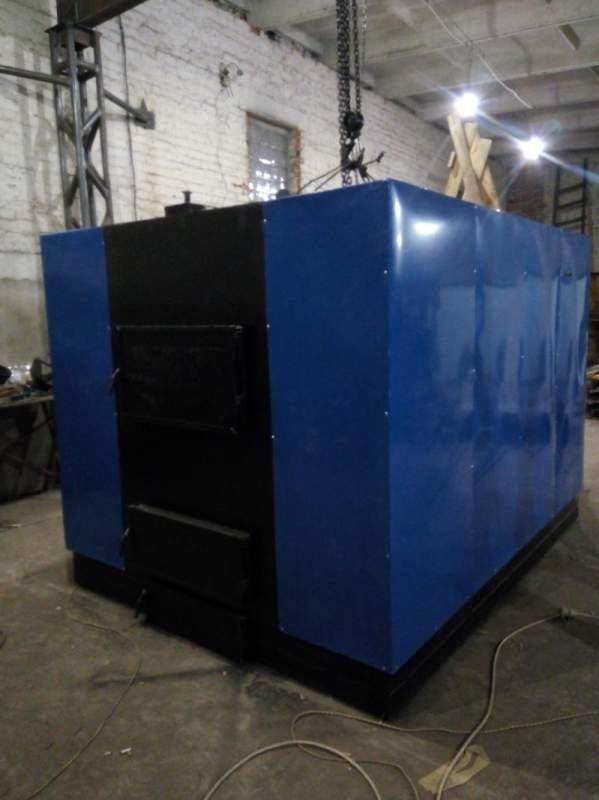 Твердотопливный котел Контур ПРО 400 кВт