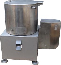 Центробежный очиститель слизистых субпродуктов В2-ФОС