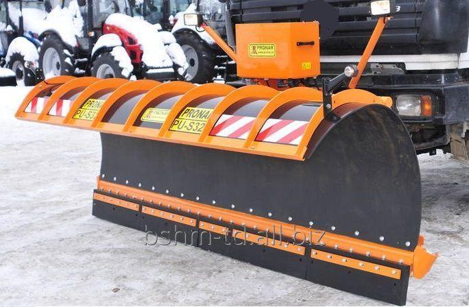 Отвал автомобильный Pronar PU-S32H для уборки снега