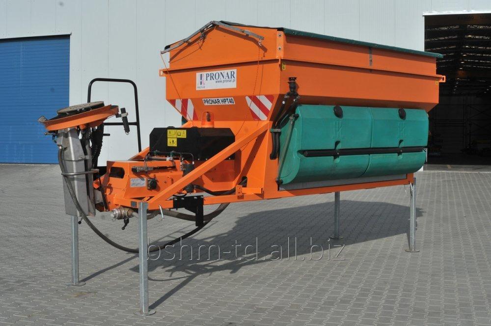 Солеразбрасывающее оборудование Pronar HPT 40