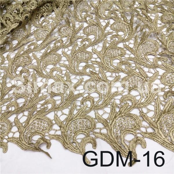 Купить Макраме-гипюр бежевый Модель:GDM-16