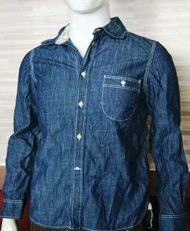 Стильные мужские джинсовые рубашки