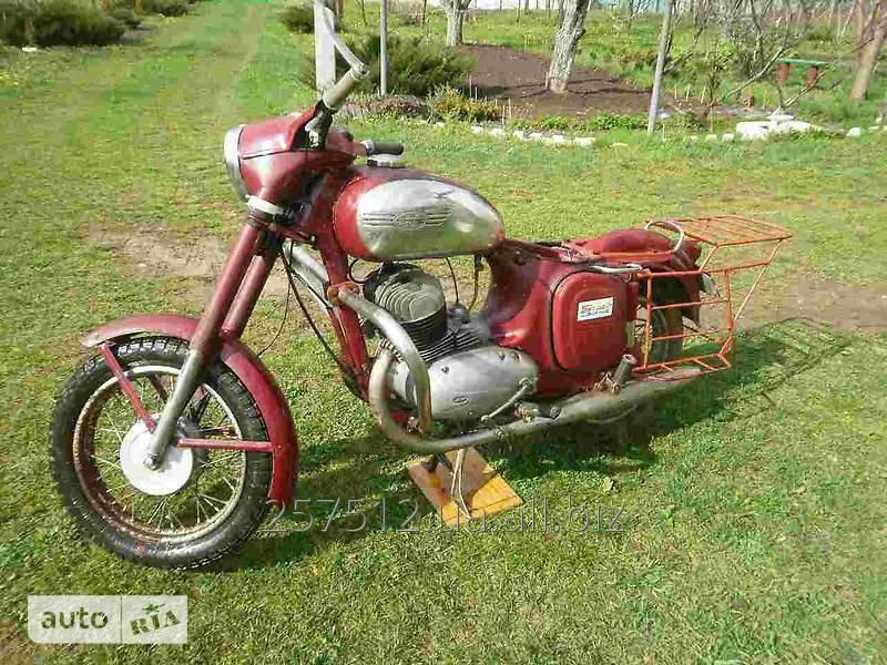 Купить Jawa (ЯВА) 350 1967г.в., Винница