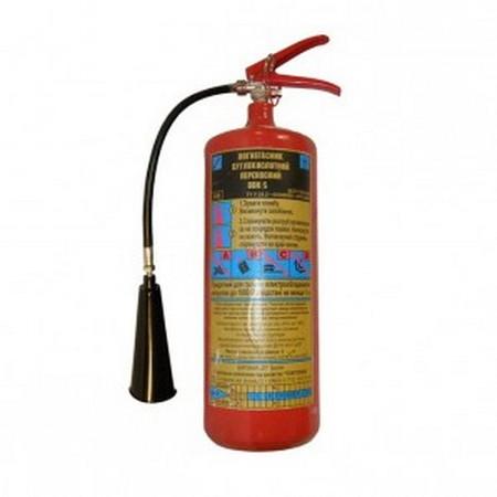 Купить Огнетушитель углекислотный ОУ-7 (ВВК-5)