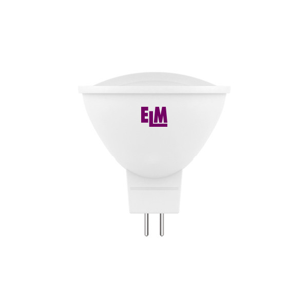Купить Лампа LED светодиодная MR16 3W GU5.3 4000 120гр. P11 ELM