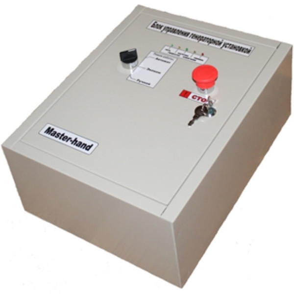 Купить Автоматический ввод резервного источника для генератора Master-hand (32/32) АС3 7,0 кВт Три фазы
