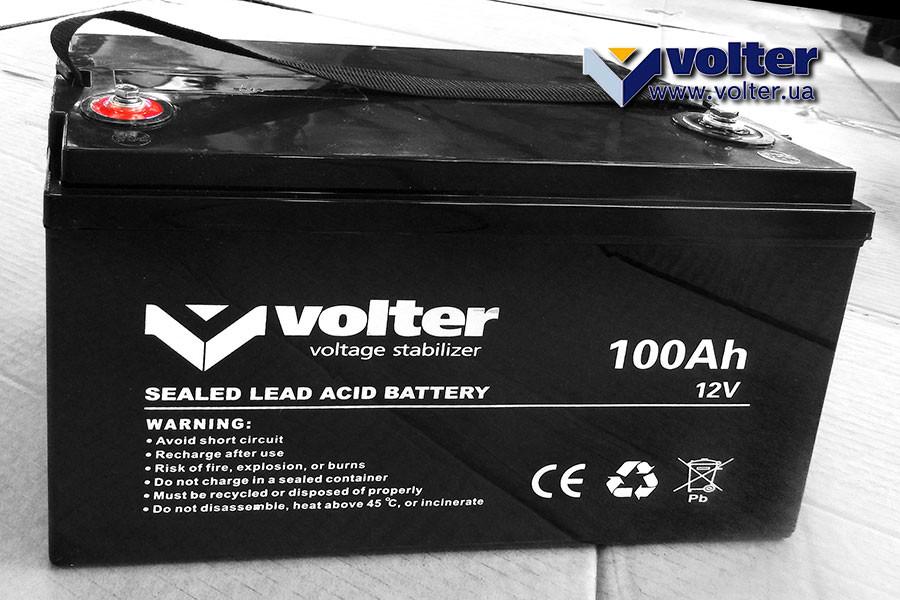 Купить Аккумулятор для ИБП VOLTER РGL 12-100