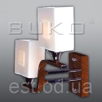 Купить Бра 2 плафонов /123 BUKO