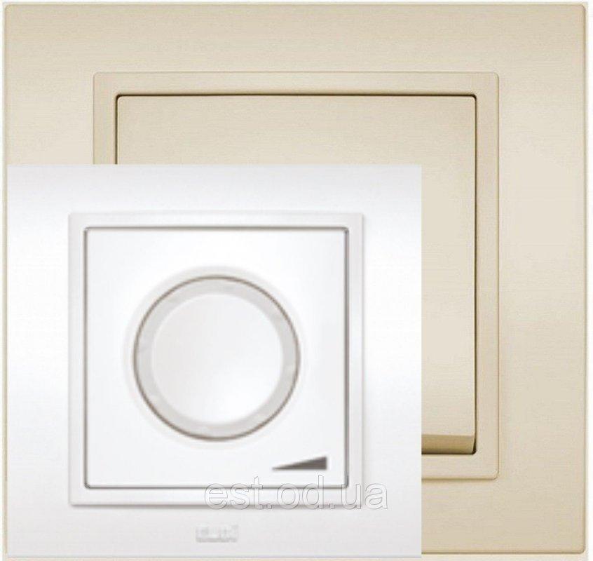 Купить Выключатель реостатный (Диммер) 800вт белый El-Bi Zena