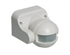 Купить Датчики движения и освещенности для помещений угол 180°