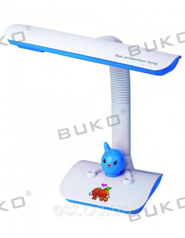 Купить Детская настольная лампа 11W WATC синяя