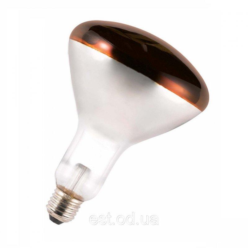 Купить Инфракрасная лампа накаливания 125Вт. R125 Е27