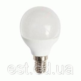 Купить Лампа светодиодная Led D45 6W E14 тёплая BIOM