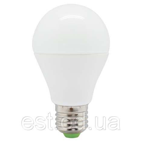 Купить Лампа светодиодная Лед A60 10W E27 тёплая BIOM