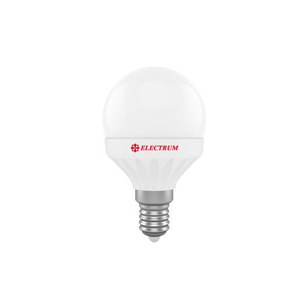 Купить Лампа светодиодная Лед D45 6W E14 нейтральная BIOM