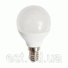 Купить Лампа светодиодная Лед D45 7W E27 нейтральная BIOM