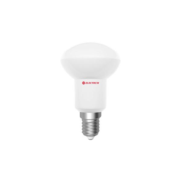 Купить Лампа светодиодная Лед R50 6W E14 нейтральная Electrum