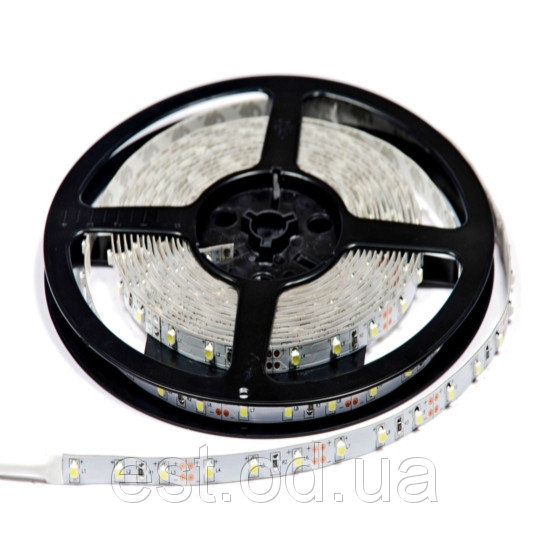 Купить Лента светодиодная SMD5630 60LEDх42LM 15W 4000К влагозащищенная