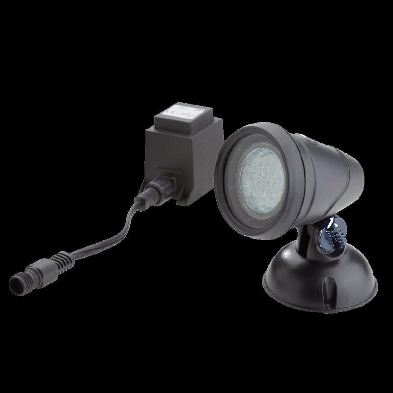 Купить Подводный светодиодный светильник 1 Вт. с регулировкой угла рассеивания LunAqua Classic Set 1 Oase