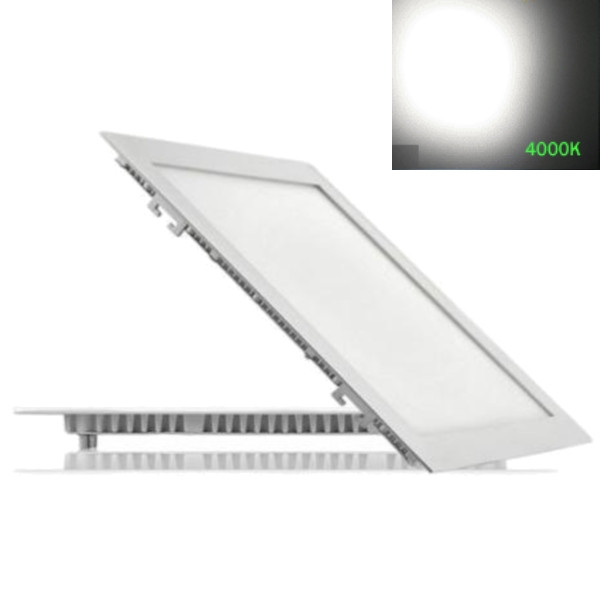 Купить Потолочный светодиодный светильник квадратный 3W 4500K Lemanso