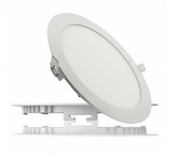 Купить Потолочный светодиодный светильник круглый ABS 12W 6500K Lemanso
