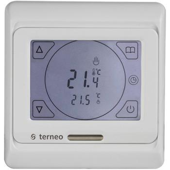 Купить Программируемый недельный терморегулятор для теплого пола terneo sen