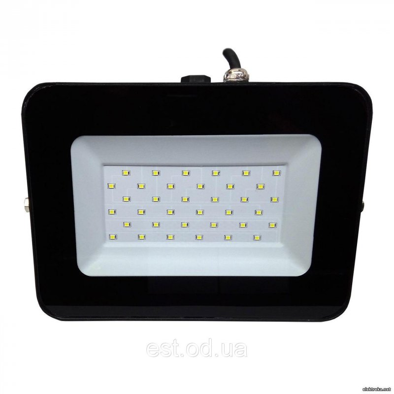 Купить Прожектор светодиодный 50w 5000K IP65 slim SMD2835