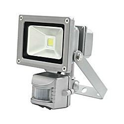 Купить Прожектор светодиодный LED с датчиком движения 10w 6500K IP65 LedEX Eco