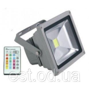 Купить Прожектор светодиодный RGB LED 10w LEMANSO