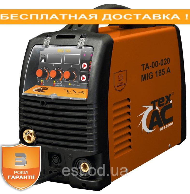 Купить Сварочный аппарат МIG/MAG/TIG/MMA 185 7,7кВа ТехАС