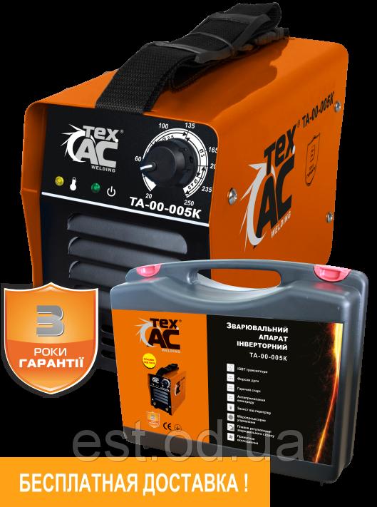 Купить Сварочный аппарат ММА 250 6,4кВа в кейсе ТехАС