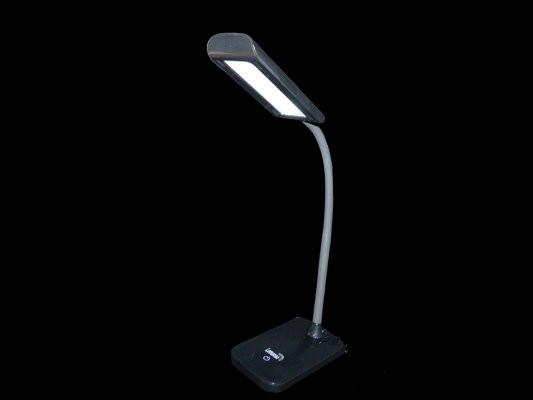 Купить Светодиодная настольная лампа 6W 6000K Lemanso LMN087 белая
