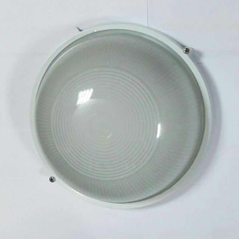 Купить Светодиодный светильник герметичный круглый 10W IP44 6500К 220тм.