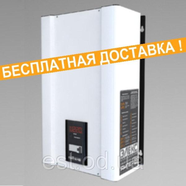 Купить Стабилизатор напряжения симисторный АМПЕР 12-1/25 5,5кВА