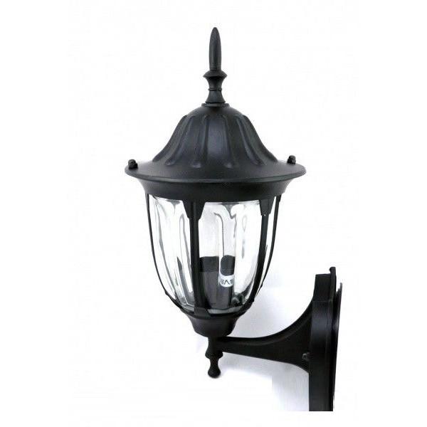Купить Фонарь садово-парковый 60W черный LEMANSO PL2101